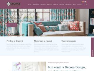 Decora Design confection rideaux occultant