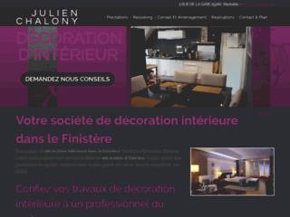 Détails : Chalony Julien, décoration intérieure et aménagement, Bannalec