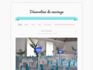 Détails : Decoration mariage
