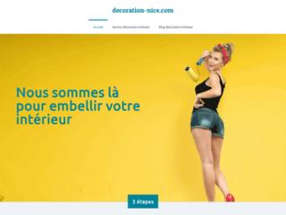 Détails : Décoration Nice, aménagement intérieur