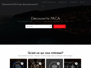Découvrez toutes les attractions de la région PACA