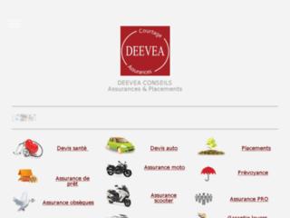 deevea-site.fr - Comparatif mutuelles santé Gratuit