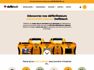Détails : Vente des défibrillateurs automatiques Defibtech
