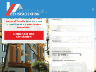 Guide pour Defiscaliser