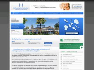 Détails : Défiscalisation immobilier Dom-Tom