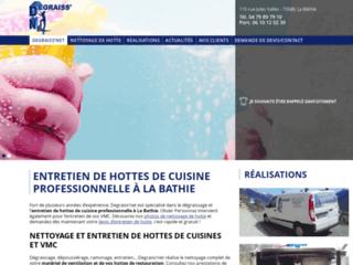 Détails : Service aux restaurateurs : Degraiss'net