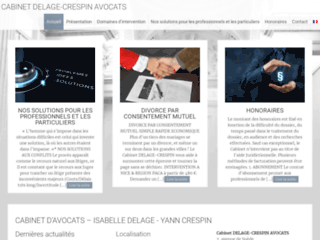 Avocats Delage Crespin