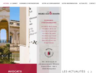 Cabinet d'avocats Delbez-Joly !