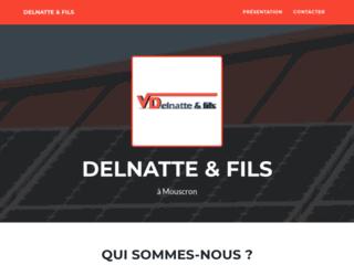 Chauffage Delnatte & Fils à Mouscron : entretien chaudière, plomberie