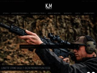 Découvrez les produits de marques de l'armurerie Delta Défense