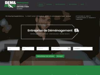 Détails : Dem and move : demenagement maroc