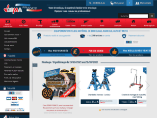 Détails : Dema France, outillage professionnel