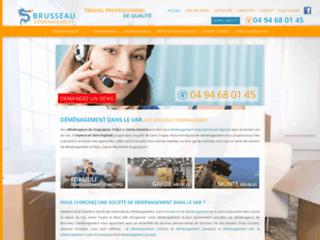 Détails : Société de déménagement Fréjus, Draguignan