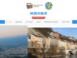 Détails : Entreprise de déménagement à Grenoble : Gargiulo