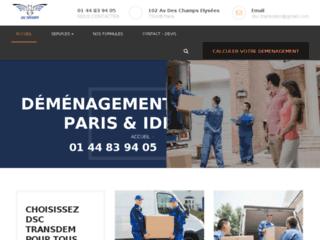Détails : Un accompagnement pour déménager à Paris