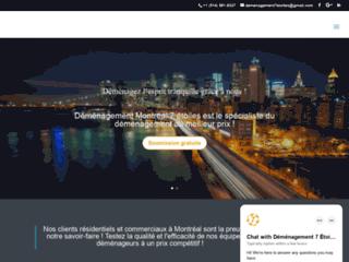 Détails : Déménagement Montréal 7 étoiles