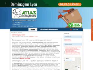 Déménageur Lyon 69 vous propose un service de déménagement de qualité