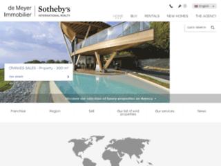 Détails : Immobilier luxe et prestige à Annecy