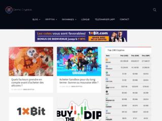 Un site pour la cybermonnaie