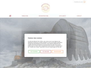 Démolition Service Plus à Lille