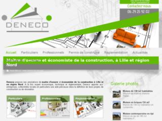 Détails : Deneco, maître d'oeuvre indépendant à Lille et région Nord