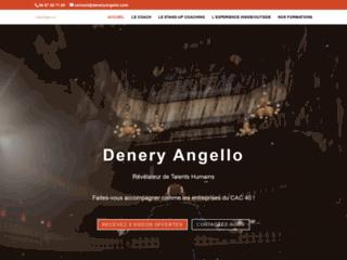 Denery Angello, Conférencier et Coach Annecy et Genève