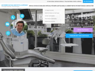 Pierre Sultan : dentiste à le Défense