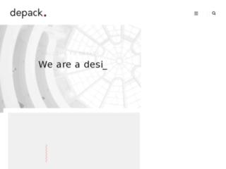 Détails : Depack architecture commerciale