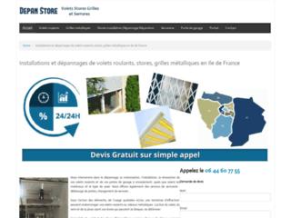 Installation et réparation des volets roulants et dépannage en serrurerie à Paris