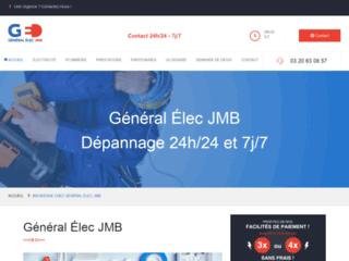 General Elec JMB - Dépanneur électricien