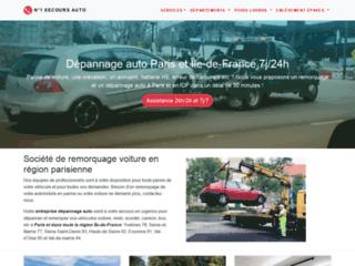 Dépannage Auto Paris