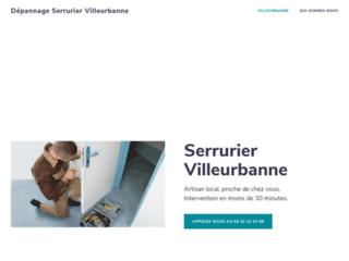 Dépannage Serrurier Villeurbanne