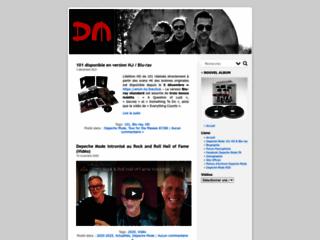 Détails : Depeche Mode Clips