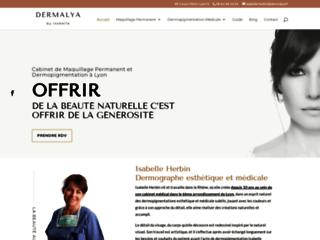 Maquillage permanent à Lyon