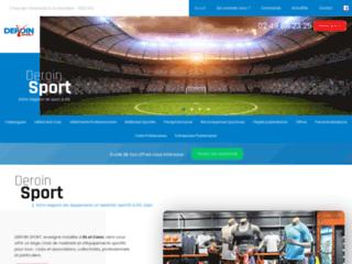 Vente de matériels du sport à Caen