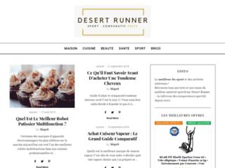 Desert Runner Marathon des Sables 2015