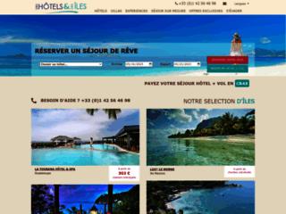 Détails : Des Hotels et des Iles