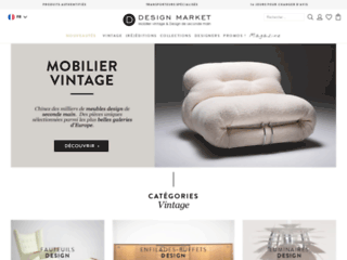 Détails : Mobilier vintage années 50 60 70 - Design Market