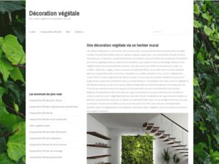 Détails : Design Vegetal
