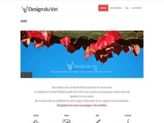 Designduvin.com, Studio graphique au service du vin