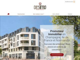 Desimo, promoteur immobilier dans l'Aube