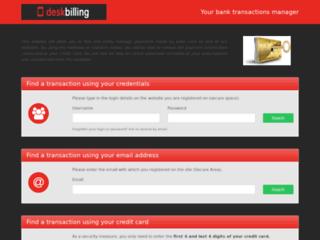 Gestionnaire de transactions bancaires