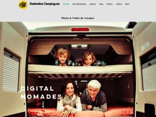 Destination Camping-car