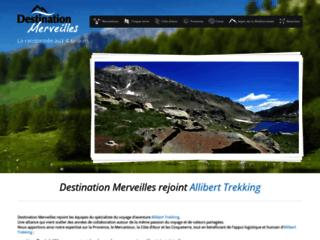 Détails : Destination Merveilles