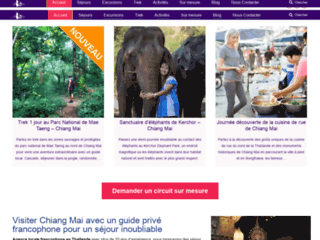 Circuits et excursions à Chiang Mai avec un guide francophone