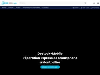 Détails : Destock Mobile,  réparation d'iPhone à Montpellier
