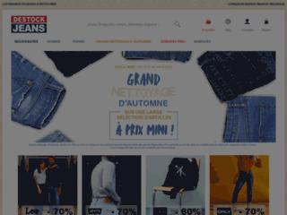 Détails : Jeans Levi's en soldes