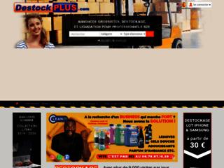 Détails : Destockplus - Annonces Grossistes, Destockage et Lots de Liquidation