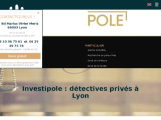 Détails : Détective Privé Lyon Investipole