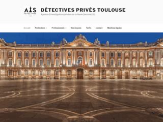 Détective privé sur toute la ville de Toulouse